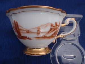 Front View Of a Cup