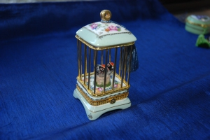My Miniature Painting, a Bird Cage