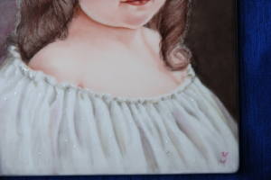 My Practicing Piece with Jane Marks's Studies in Portraits #1