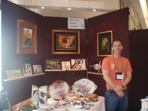 Canadian Porcelain Painting National Convention