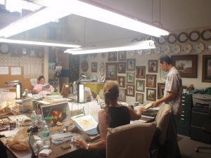 San Do's Painting Studio