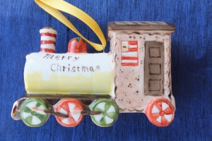 A Sweets Train from America