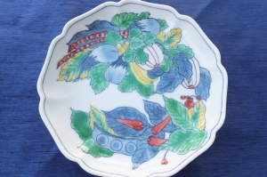 My Imari Plate for Go for Gold