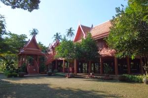 A Place for Ancient Thai Kings