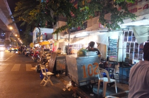 Food Stands in Bangkok