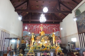 A 300-Year-Old Temple
