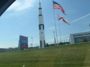 NASA in Huntsville