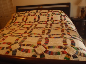 One of Vana Dean's Hand Made Quilts
