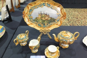 The International Porcelain Art Convention in Mexico, 2013