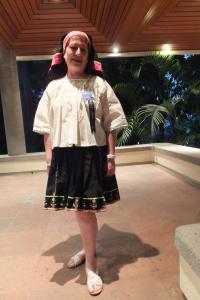 Frecia from Bolivia