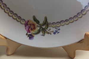 Pansies and Pearls