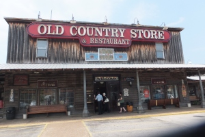 Old Fashioned American Country Market