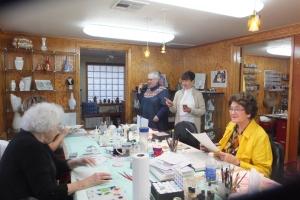 Cheri's Painting Studio