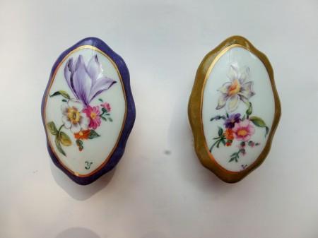 Limoges miniature boxes