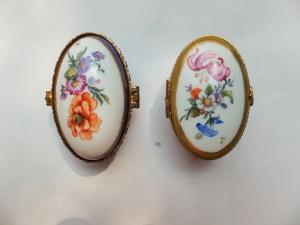 Limoges miniature boxes, European Style